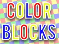 Флеш игра Цветные шарики и блоки