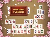 Флеш игра Цветочный маджонг
