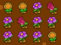 Флеш игра Цветы на ферме