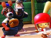 Флеш игра Цыплёнок Цыпа: Пазл