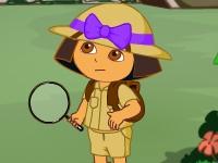 Флеш игра Даша Путешественница в пирамиде Майя