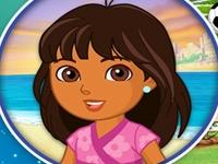 Флеш игра Даша путешественница и друзья: Пазл