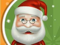 Флеш игра Дед Мороз готовит сахарное печенье