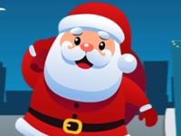 Флеш игра Дед Мороз и подарки