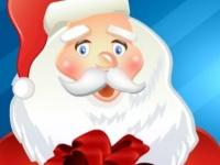 Флеш игра Дед Мороз собирает подарки