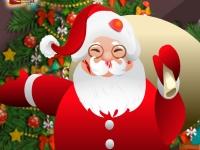 Флеш игра Дед Мороз у доктора