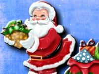 Флеш игра Дед Мороз