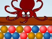 Флеш игра Дельфин и шарики 3