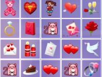 Флеш игра День Святого Валентина: Коннект