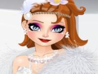 Флеш игра День свадьбы для Эльзы