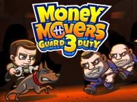 Флеш игра Деньги и побег: Охрана не спит
