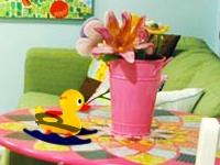 Флеш игра Детский сад: Поиск букв