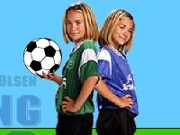 Флеш игра Девчачий футбол
