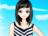 Флеш игра Девушка из Токио
