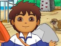Флеш игра Диего: Окончательное спасение