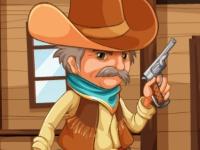 Флеш игра Дикий запад: Освободи шерифа