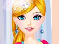 Флеш игра Дизайн платья для Барби