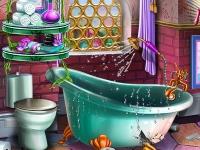 Флеш игра Дизайн роскошной ванной