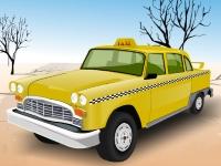 Флеш игра Дизайн твоего такси