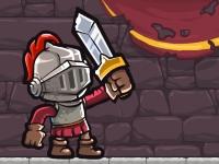 Флеш игра Доблестный рыцарь