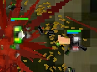 Флеш игра Доктор Ли против армии роботов