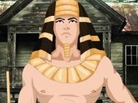 Флеш игра Дом фараона: Поиск предметов