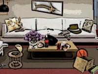 Флеш игра Дом мечты: Поиск предметов