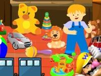 Флеш игра Магазин с игрушками