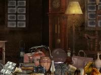 Флеш игра Дом с привидениями 2: Пазл