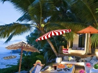 Флеш игра Домик на пляже: Поиск предметов