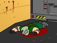 Флеш игра Doom: отголоски прошлого