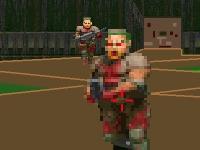 Флеш игра Doom - проклятье