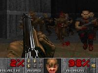 Флеш игра Doom
