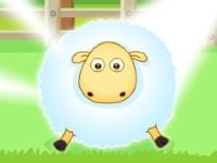 Флеш игра Достань овцу