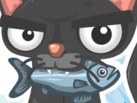 Флеш игра Достань рыбку