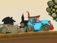 Флеш игра Доставка из фермы