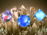 Флеш игра Драгоценные камни по 3 в ряд