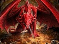 Флеш игра Драконы: Пазл