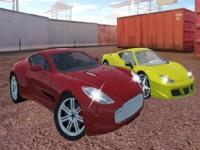 Флеш игра Дрифт на спортивных авто 2