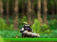Флеш игра Дроп монстры и герой