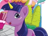 Флеш игра Дружба это чудо: Сладости для пони