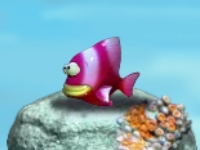 Флеш игра Дружелюбная рыбка