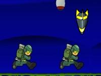 Флеш игра Два солдата