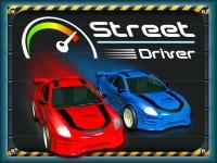 Флеш игра Две машины на дороге