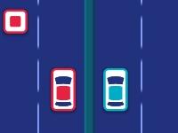 Флеш игра Две машины