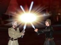 Флеш игра Джедай против Джедая: Световой меч