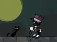 Флеш игра Джентльмен: Приключения души