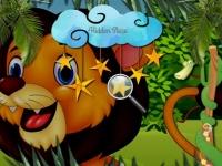 Флеш игра Джунгли: Поиск звезд