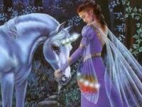 Флеш игра Единорог и фея: Поиск звезд