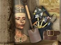 Флеш игра Египетские пирамиды